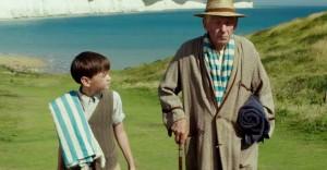 Roger (Milo Parker) et Sherlock (Ian McKellen)